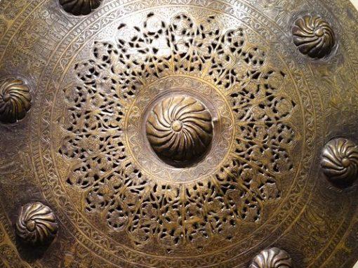Qadjar incense burner, Persia, 19th century la credence antique store paris