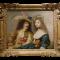 Painting ARISTOCRATS ATTRIBUE JACOB VAN DER MERCK -00632_antiquites la credence paris