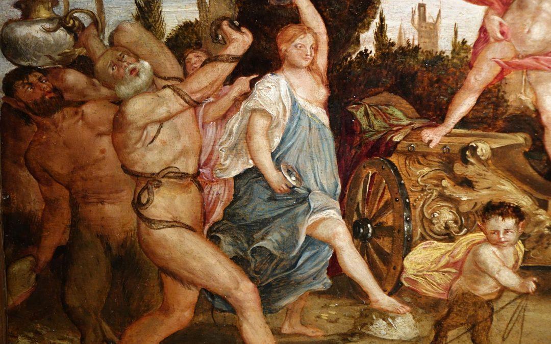 Tableaux-Ariane et bachus-00011_antiquites la credence paris