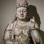 Guanyin Chinese Bodhisattva 19th Century
