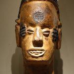Sculpture A Igbo Statue Nigéria , Circa 1930