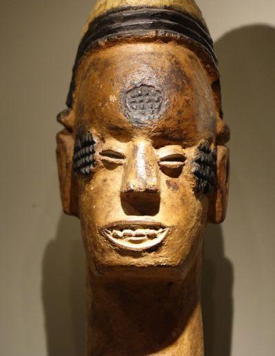 Grande statue Africaine Igbo, Nigéria