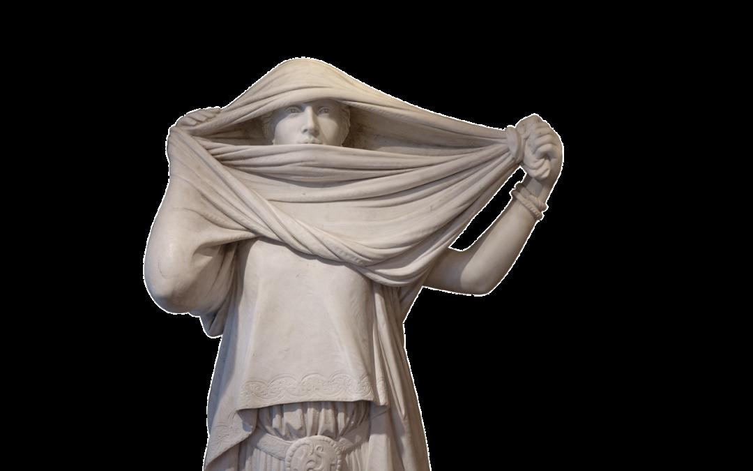 sculpture en marbre de Jean Leon Gerome 10 antiquites la credence paris