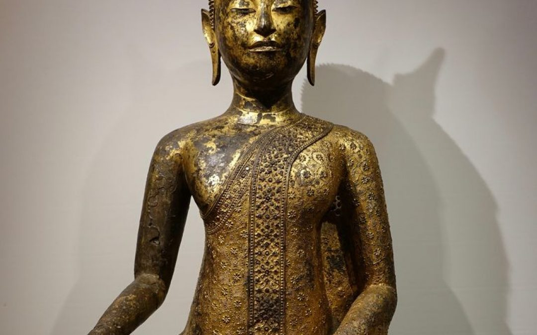 Bouddha-Thai-Rama-III-9-antiquites-la-credence-paris