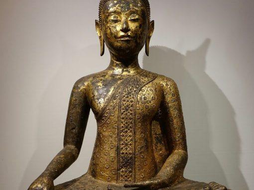 Buddha Thailand 19th century antique store la credence paris