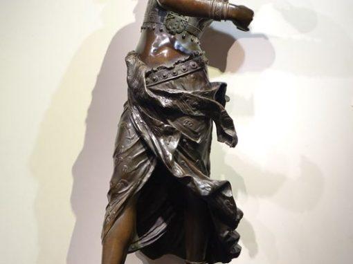 Bronze Statue - Henri Honoré PLÈ ( 1853-1922) la credence antique dealer paris