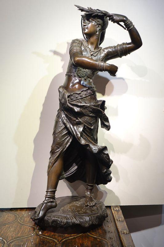 Bronze – Henri Honoré PLÈ ( 1853-1922)