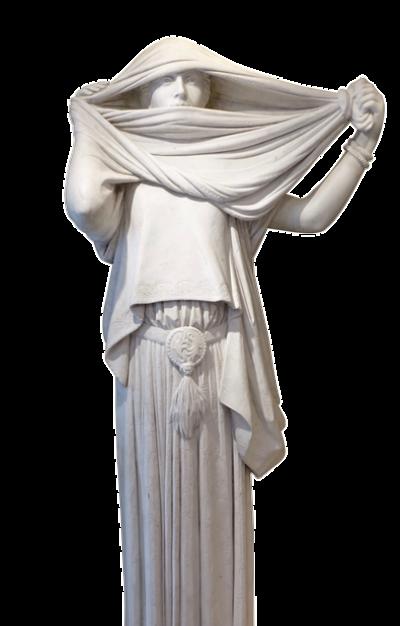 Sculpture en marbre de Jean Leon Gerome 1 antiquites la credence paris