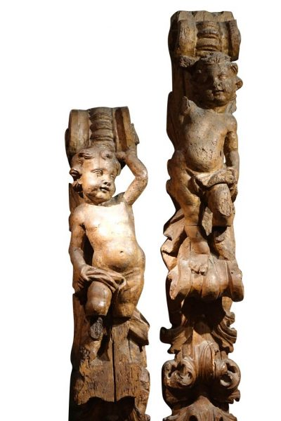 mobilier grands bois sculptes 9 antiquites la credence paris